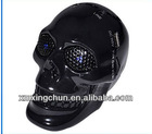 New Design!!! Skeleton Shape Mini Speaker for MP3/MP4/ /Laptop/PC/With USB cable