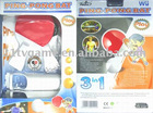 3in1 slippery proof kit for WII, Game accessories, Game accessories