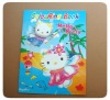 Color Filling Book for Children (WF-11012)