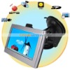 4.3 Inch Portable TFT Touch Screen GPS Navigator