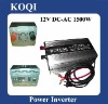 Modified sine wave 12V/24V -220V/110V Car Power Inverter 1500w (P-1500C)
