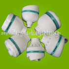 plastic parts for all kinds of energy saving lamp