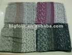 1USD/PC Hot Sales Promotion! 75*175CM 4 Colors In Stock Floral Print Cheap Fashion Scarf 2012