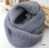 2012 fashion warm winter 100% acrylic knitted scraf