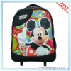 Cheaper polyester customized school bag with good quality