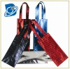 One bottle wine tote bag
