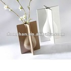 2012 modern design tall Porcelain flower holder