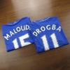 football soccer jersey shirt kits uniform england club team chelsea fc malouda lampand drogba terry torres mata cole hazard