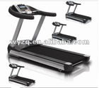 AC 5.0 HP motor with Ipad Tablet PC commercial treadmill body fit fitness gym equipment