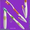 Medium bristle massage toothbrush