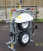 2.9m 2 motorcycle Trailer CT0303