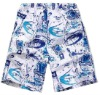 colorful boys beach casual shorts