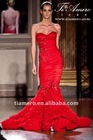 2012 Hot Sale Elegant Fishtail Evening Dress TW-1806