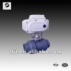 UPVC Motorised ball valve for water filters