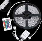IP67 DC12V 72W Flexible Waterproof 5 meters RGB 5050 LED Strip 300 LED