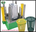 plastic injecton big garbage can dustbin moulds molds