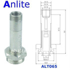 Solenoid valve armature