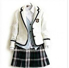 fashionable Japan and Korea schoolgirl uniform garment 2012
