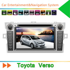 Cheap 7'' 2 Din Toyota Verso Car DVD Player with GPS Navigation