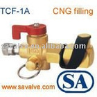cng charging valve TCF-1A