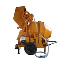 Model JZR350 Concrete Mixer