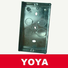 BS Galvanized Electrical Switch And Socket Box