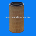 Hino air filter(17801-2490) Auto air filter Car air filter