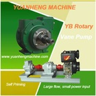 YB oil transfer pump with rotary vane structure/rotary vane pump/oil pump
