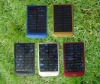 Solar Mobile Back Up charger for iPhone/iPod,Blackberry, HTC, Nokia, Samsung, Sony Ericsson, LG etc mobile phone with 3200MAH