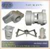 High quality various process and material available aluminum casting