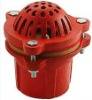 High qulity red cat iron float valve for conveying liquid