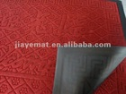 Mat&carpet PVC back for floor, door, hotel, exhibition place