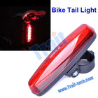 Top Sell !! Cycle Bike 5 LED 8 Modes Bicycle Tail Light