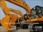 0.35m3 Hydraulic Excavator