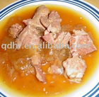 halal Canned stewed beef meat