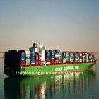 Ocean shipment service from shenzhen to Durban in South Africa