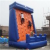 design inflatable rock climbing