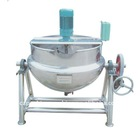 BF- QB Stainless steel tilt type stirring cooking pot