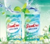 laundry detergent washing powder 250g famous brand