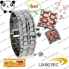 High Fashio Iron Samurai LED watch bracelet watch