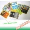 Paper laser card