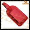 Customized travelling promotion PU luggage tag