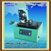 electric pad printing machine for small logo