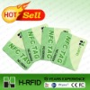 NFC 13.56MHz tag with mifare chip for payment -15 years experiece accept paypal