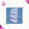 Supermarket Stacking Basket for Display and Storage