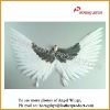 Angel Feather Wings Christmas Decoration