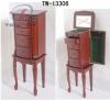 Wooden Jewelry box(TW-13306)