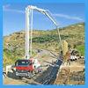 SY5313THB 48m concrete pump car
