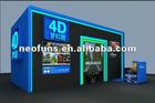Click Me! 2012 Hottest 4D Cinema / 4D Theater