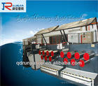 High capacity PET Strap Extrusion Line